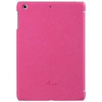Обложка-подставка AVATTI Mela Slimme MKL iPad mini 2/3 Raspberry