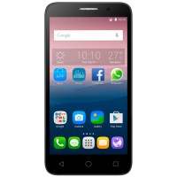 Мобильный телефон ALCATEL One Touch Pop 3 5015D Soft Silver