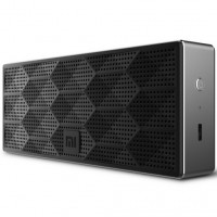 Портативная колонка XIAOMI Square Box Bluetooth Speaker Black