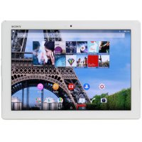 "Планшет SONY Xperia Tablet Z4 10"" 4G 32GB (SGP771/W) White"