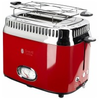 Тостер RUSSELL HOBBS Retro Red 21680-56