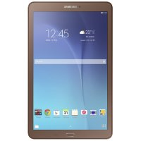 "Планшет SAMSUNG Galaxy Tab E SM-T561 9.6"" 3G 8Gb Gold/Brown"
