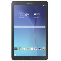 "Планшет SAMSUNG Galaxy Tab E SM-T561 9.6"" 3G 8Gb Black"