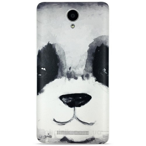 Чехол-бампер XIAOMI Protective Shell for Redmi Note 2 Cartoon 3D (1154800035)