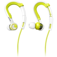 Наушники PHILIPS ActionFit SHQ3400LF/00 Lemon Frost