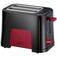 Тостер CLATRONIC TA 3551 Black/Red