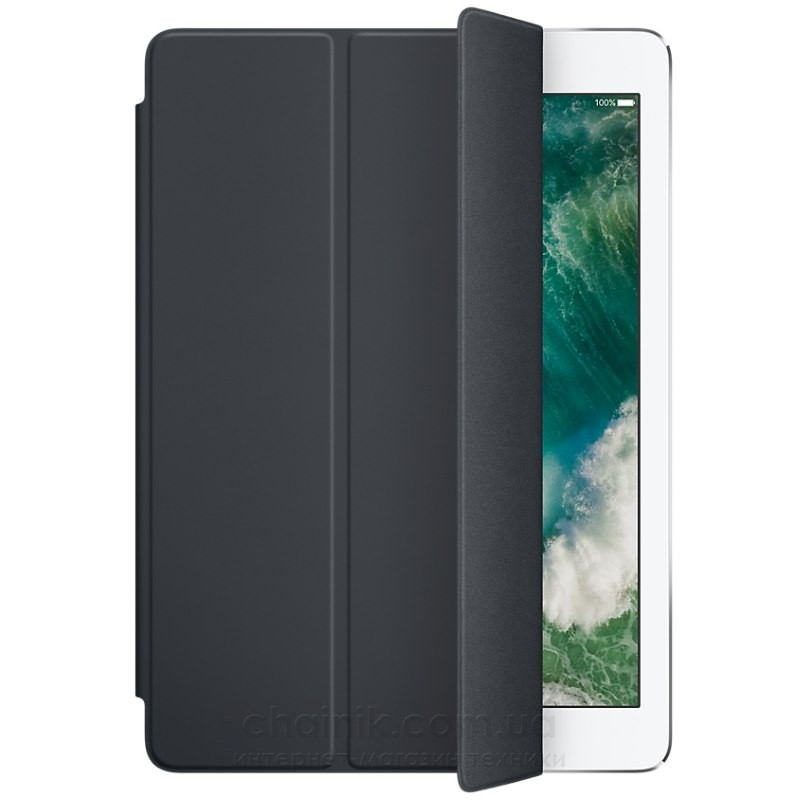 Обложка APPLE Smart Cover для iPad Pro Charcoal Gray (MM292ZM/A)
