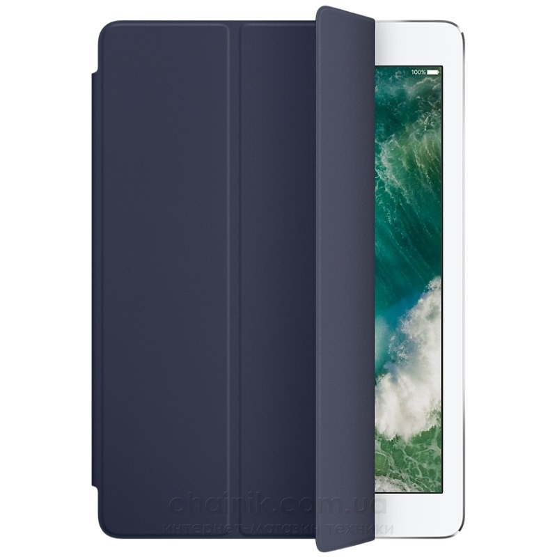 Обложка APPLE Smart Cover для iPad Pro Midnight Blue (MM2C2ZM/A)