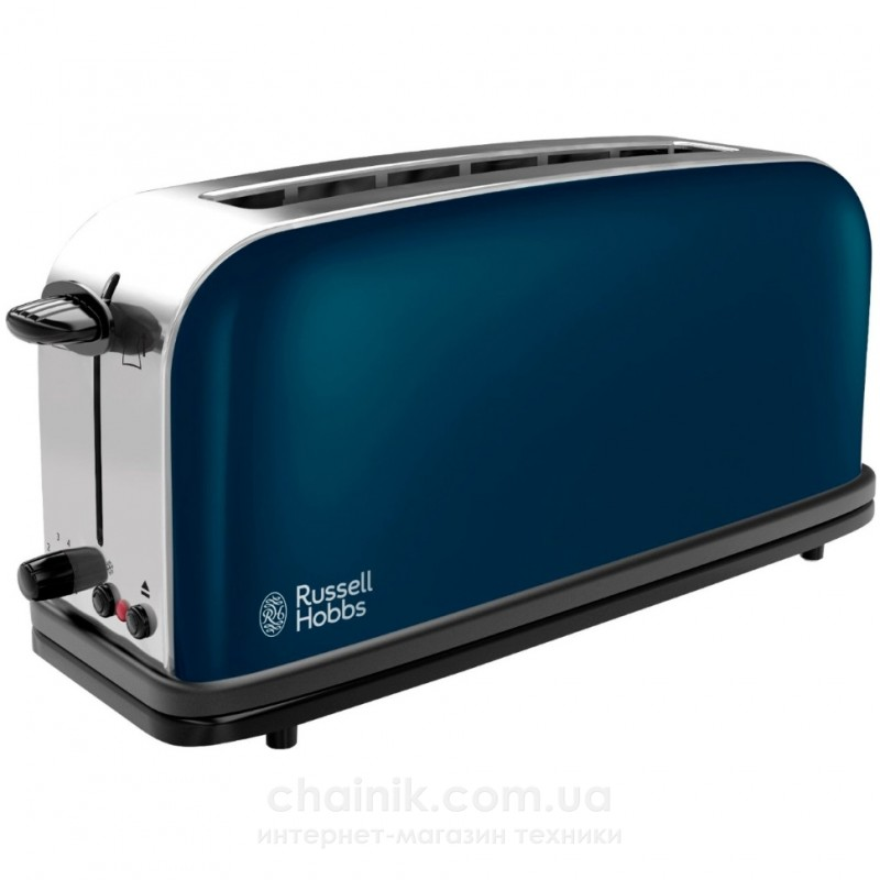 Тостер RUSSELL HOBBS Colours Royal Blue 21394-56