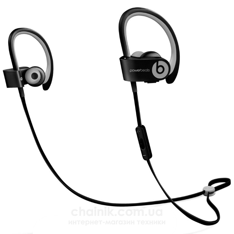 Наушники BEATS Powerbeats2 Wireless Sport Black (MKPP2ZM/A)