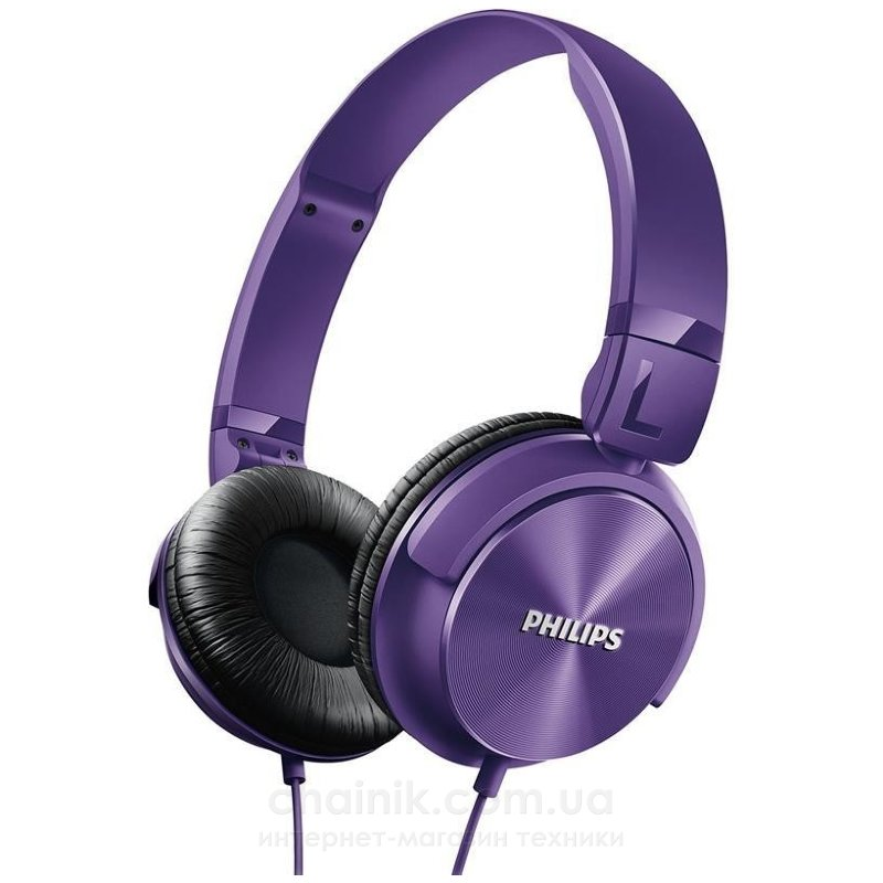 Наушники PHILIPS SHL3060PP/00 Purple