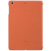 Обложка-подставка AVATTI Mela Slimme MKL iPad mini 2/3 Brown