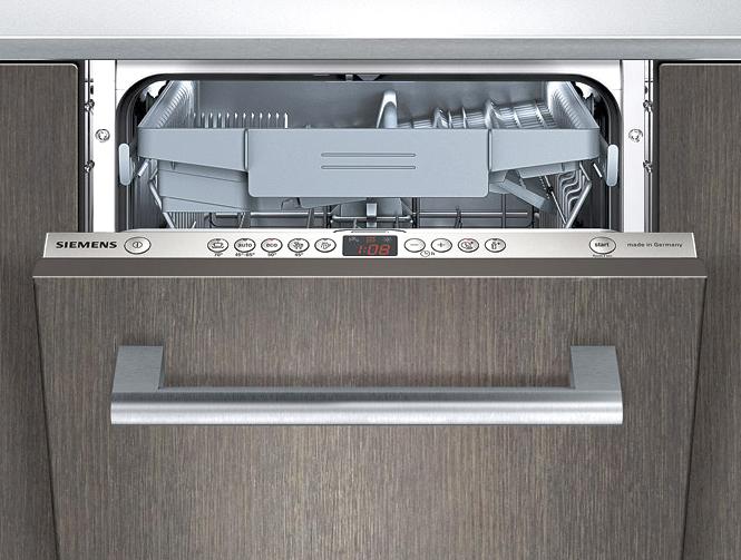 Посудомоечные машины Siemens – чисто и быстро