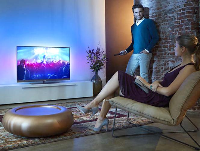 Обзор телевизора Philips: лучшая модель магазина