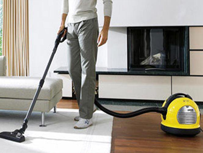 Чистый дом с качественным пылесосом