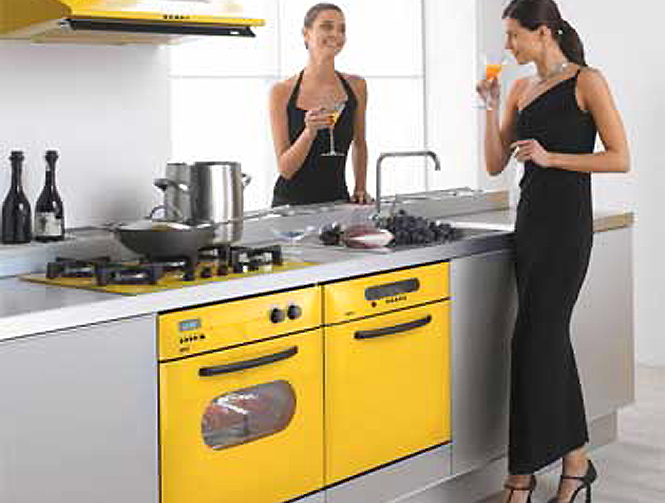 Встраиваемая техника в кухне