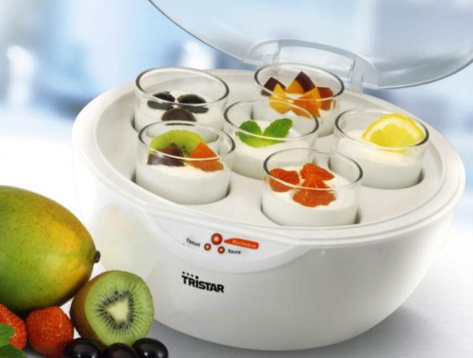 Йогуртница: легко, вкусно и полезно!