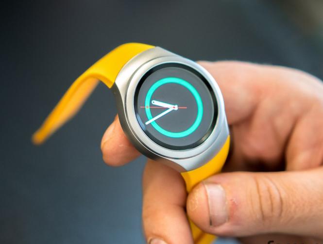 Смарт часы Samsung Gear S2 – функциональная элегантность
