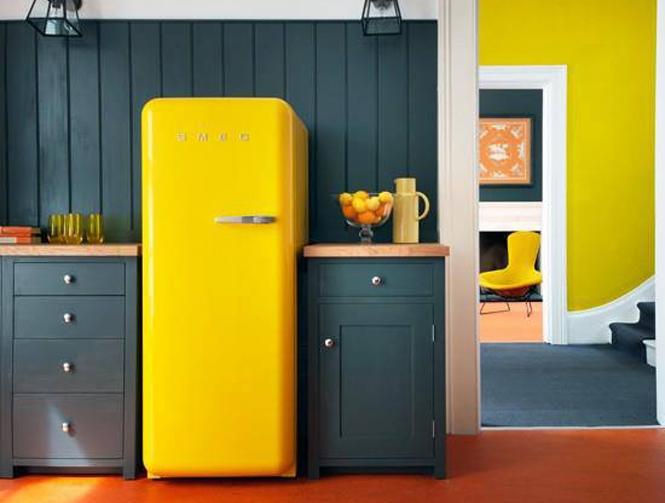 Встраиваемые и отдельно стоящие холодильники