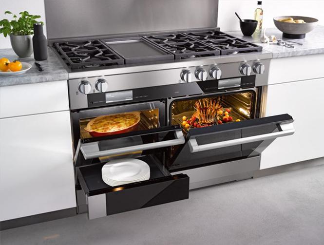 Электрическая духовка или газовая?