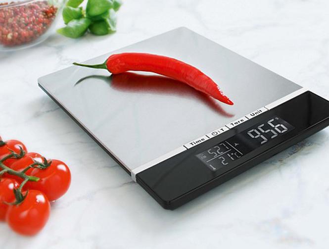 Взвешенное решение - кухонные весы