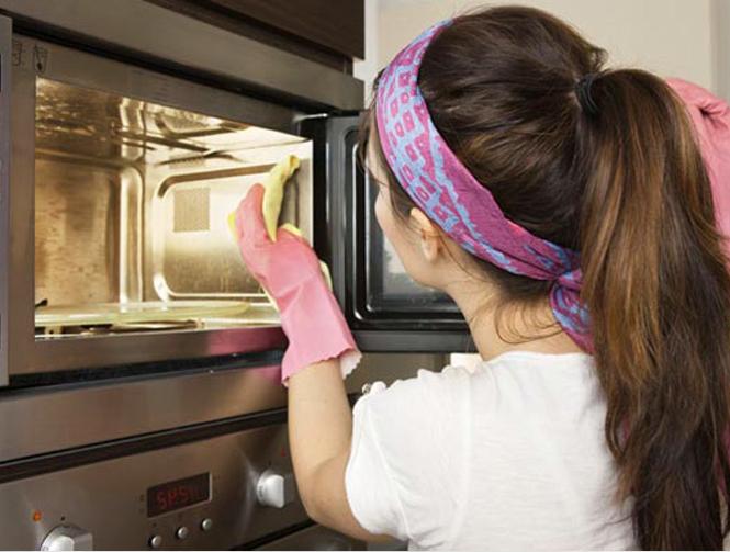 Системы очистки встраиваемых духовых шкафов