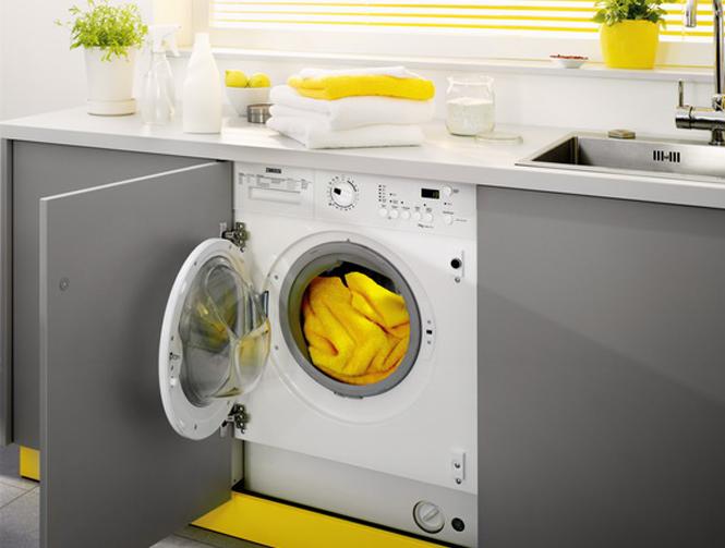 Инновации в современных стиральных машинах